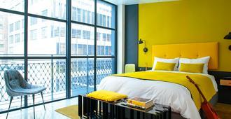 威廉酒店 - 紐約 - 臥室