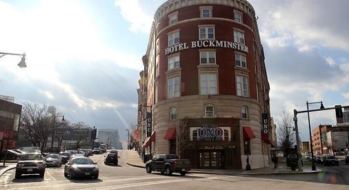 Boston Hotel Buckminster - Boston - Building