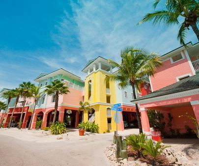 The Lighthouse Resort Inn & Suites - Fort Myers Beach - Edificio