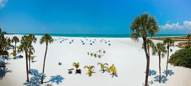Outrigger Beach Resort - Fort Myers Beach - Beach