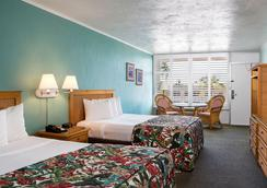 Outrigger Beach Resort - Fort Myers Beach - Makuuhuone