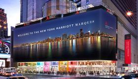 New York Marriott Marquis - Nueva York - Edificio
