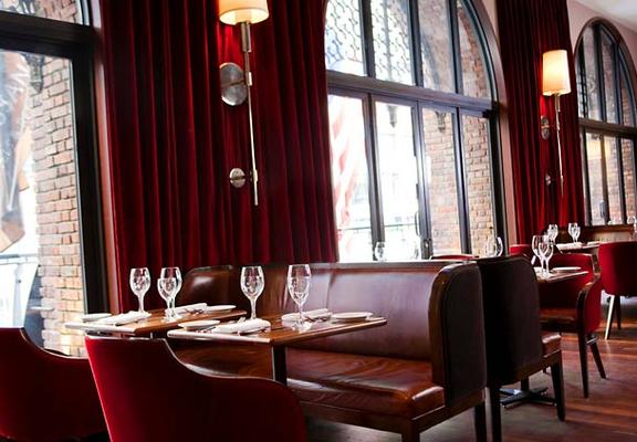Hotel 57 - 紐約 - 餐廳