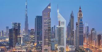 Jumeirah Emirates Towers - Dubai - Building