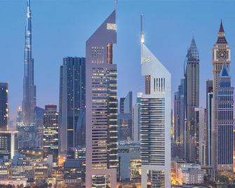 Jumeirah Emirates Towers - Dubai - Gebouw