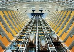 Jumeirah Emirates Towers - Ντουμπάι - Σαλόνι ξενοδοχείου