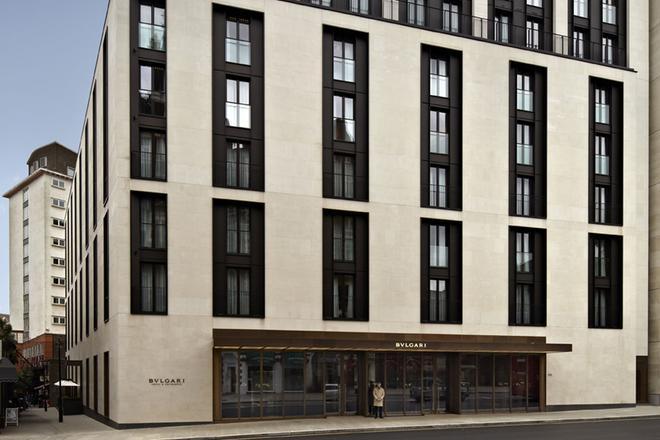 Bulgari Hotel London - London - Building
