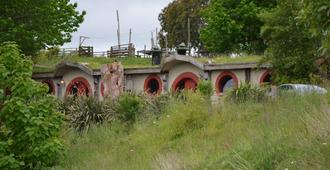 Woodlyn Park Motel - Waitomo - Bedroom