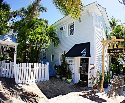 Duval Inn - Key West - Κτίριο