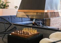 Hôtel et Résidence Le Lys - كوتيريه - وسائل الراحة في مكان الإقامة