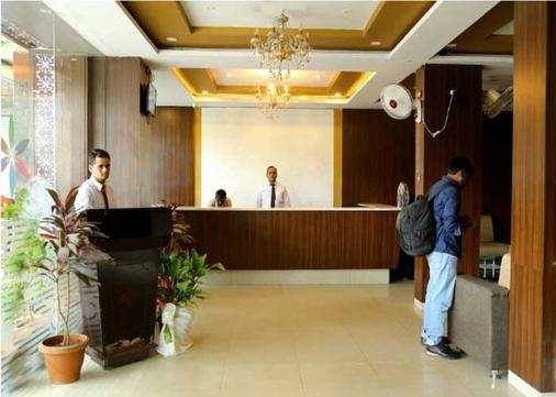Hotel Grand Sandarshini Inn - Hyderabad - Vastaanotto