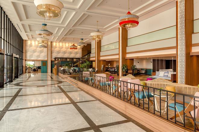 檳城今旅酒店 - 喬治市 - 大廳