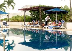 檳城今旅酒店 - 喬治市 - 游泳池