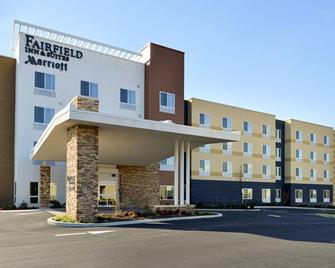 Fairfield Inn and Suites by Marriott Martinsburg - Martinsburg - Building