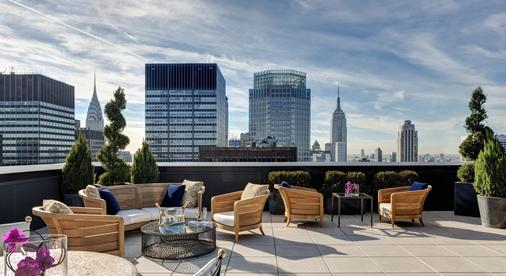 The Towers at Lotte New York Palace - New York - Balcon
