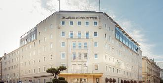IMLAUER HOTEL PITTER Salzburg - Σάλτσμπουργκ - Κτίριο