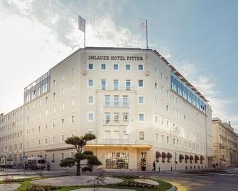 IMLAUER HOTEL PITTER Salzburg - Salzburgo - Edificio