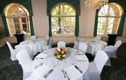 Hotel Colorado - Glenwood Springs - Banquet hall