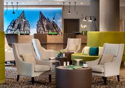 Lindner Hotel City Plaza - Cologne - Lounge