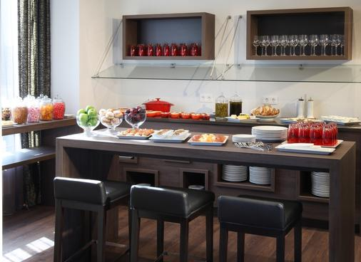 Lindner Hotel City Plaza - Cologne - Buffet