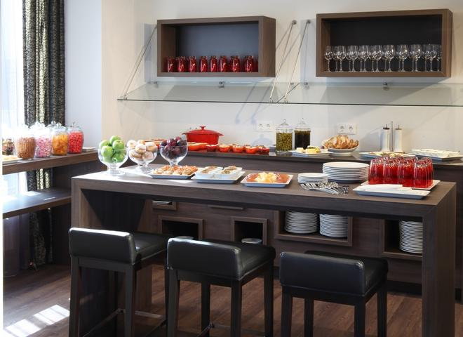Lindner Hotel City Plaza - Cologne - Buffet