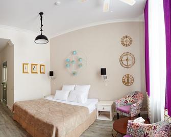 Mama Leone Hotel - Severodvinsk - Bedroom