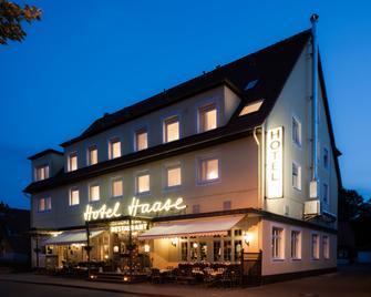 Hotel Haase - Laatzen - Gebäude
