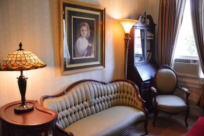 Manayunk Chambers Guest House - Filadelfia - Sala de estar