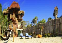 Playa Canek Beachfront Eco Hotel - Tulum - Θέα στην ύπαιθρο