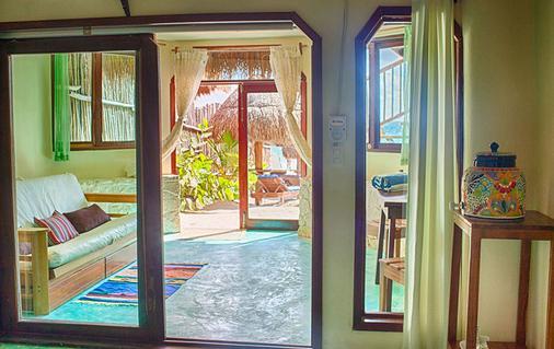 Playa Canek Beachfront Eco Hotel - Tulum - Bedroom