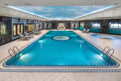 Jeddah Hilton - Τζέντα - Πισίνα