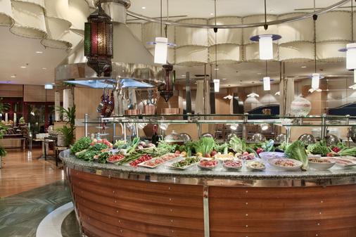 Jeddah Hilton - Jedda - Comida