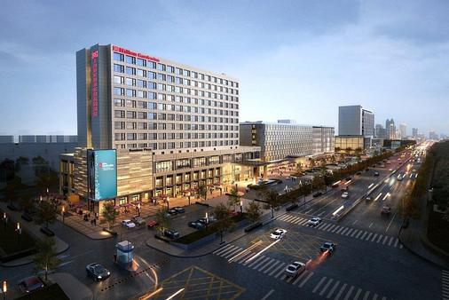 上海新虹橋希爾頓花園酒店 - 上海 - 建築