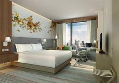 Hilton Garden Inn Shanghai Hongqiao - Shanghai - Bedroom