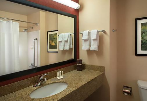 Courtyard by Marriott Denver Downtown - Denver - Bathroom