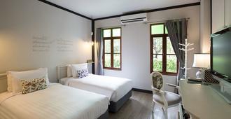 ذا راويكانلايا هوتل بانكوك - بانكوك - غرفة نوم