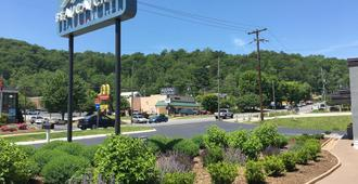 The Beaucatcher, a Boutique Motel - Asheville - Θέα στην ύπαιθρο