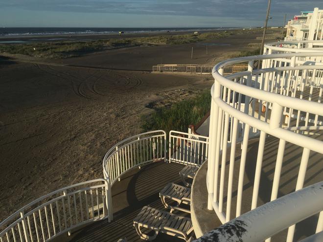 大劇場海洋度假村 - 威德伍德克瑞斯特 - 懷爾德伍德佳潔士 - 陽台