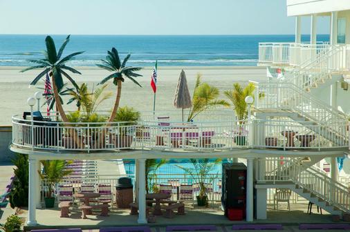 大劇場海洋度假村 - 威德伍德克瑞斯特 - 威爾伍德克拉斯特 - 游泳池