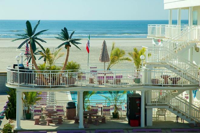 大劇場海洋度假村 - 威德伍德克瑞斯特 - 懷爾德伍德佳潔士 - 游泳池