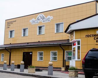 Отель 24 часа - Барнаул - Здание