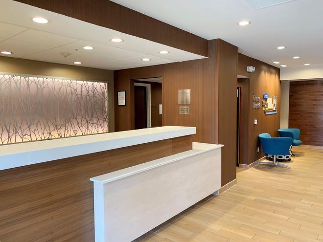 Fairfield Inn & Suites by Marriott Denver North/Westminster - Westminster - Rezeption