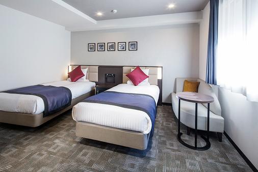 Hotel Mystays Kanda - Tokio - Schlafzimmer
