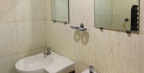 Centralline Guest House - Mumbai - Phòng tắm