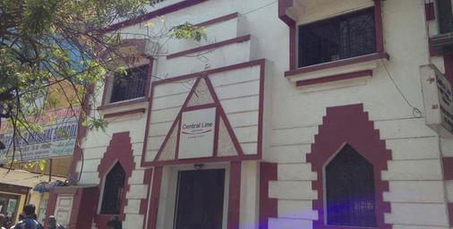 中央線賓館 - 孟買 - 建築