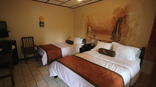 Hotel La Rosa de America - Alajuela - Bedroom