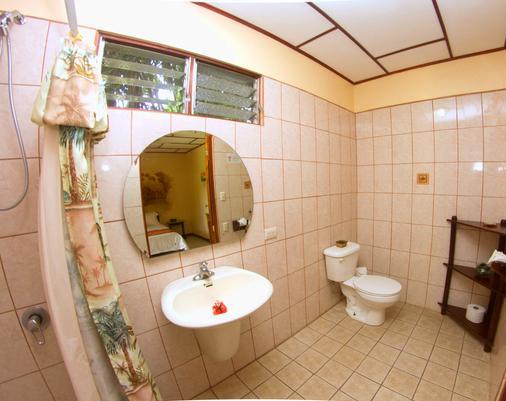 Hotel La Rosa de America - Alajuela - Bathroom