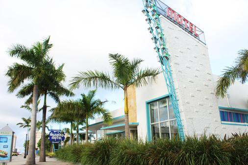 The Vagabond Hotel - Miami - Toà nhà