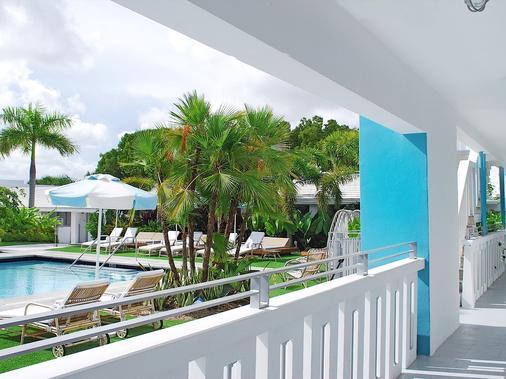The Vagabond Hotel - Miami - Ban công