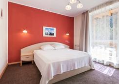 Maryin Ostrov Health Resort - Chemal - Bedroom